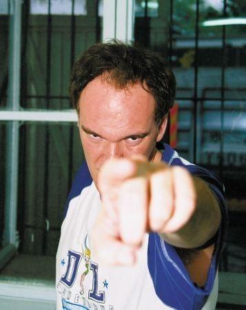 Tarantino quiere a Willis, Stallone y Schwarzenegger