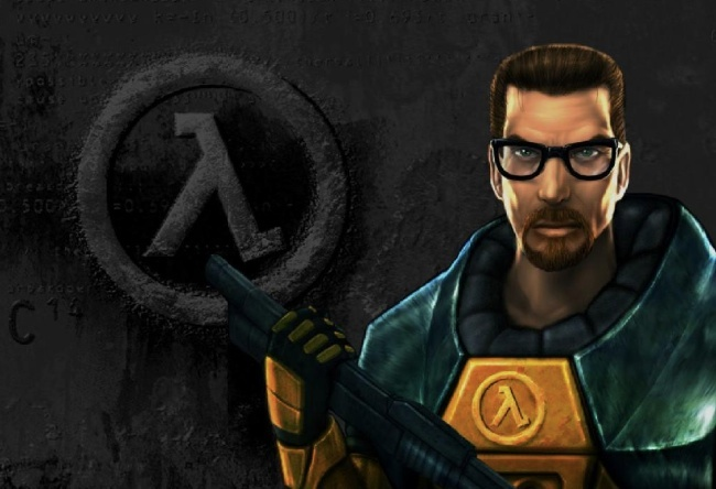 half-life valve steam gordon freeman