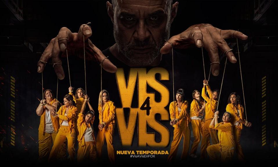 'Vis a Vis' sigue enganchando en su temporada 4 a base de giros constantes y una magnética Najwa Nimri