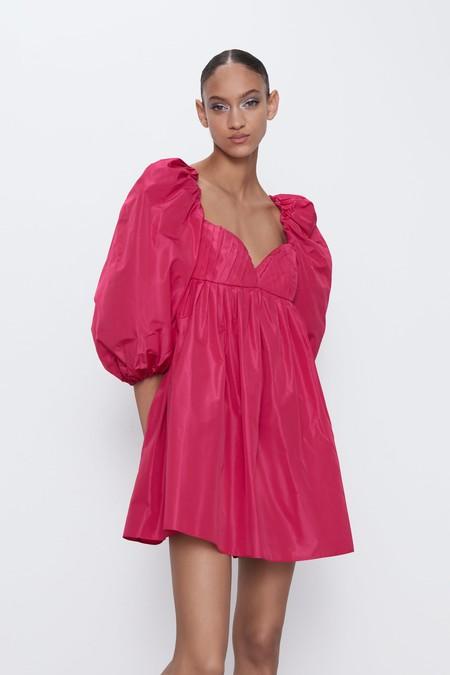 Vestido Invitada Zara Mini 03