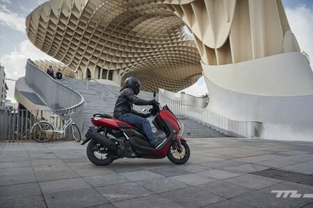 Yamaha Nmax 125 2021 Prueba 009