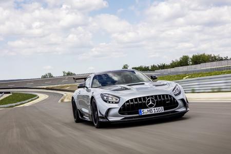 Mercedes-AMG GT Black Series 2020, el deportivo más potente desarrollado por la marca irrumpe en escena con sus 720 hp