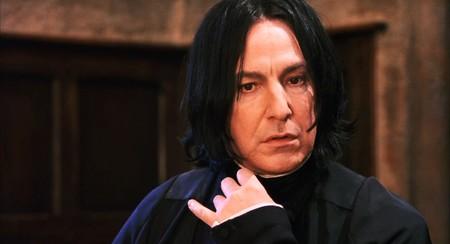 Severus Snape es el verdadero héroe de la saga 'Harry Potter'
