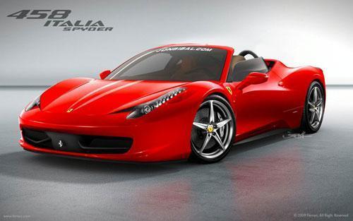 Ferrari458ItaliaSpyder,confirmadoporMontezemolo