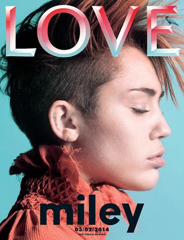 ¿El rapado seguirá de moda en 2014? Miley Cyrus no lo duda