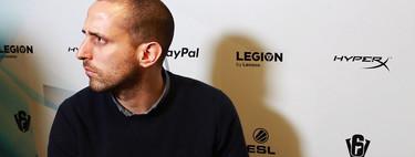 """François-Xavier Dèniele, director de esports en Ubisoft: """"La estrategia para 2019 es contribuir al crecimiento en Asia y China"""""""