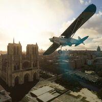 La actualización de Microsoft Flight Simulator dedicada a Francia y Benelux estará disponible en tan solo un par de semanas