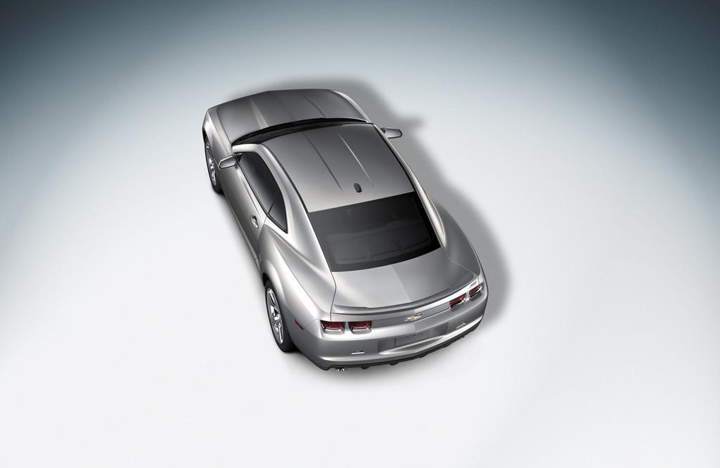 Foto de 2010 Chevrolet Camaro (12/56)