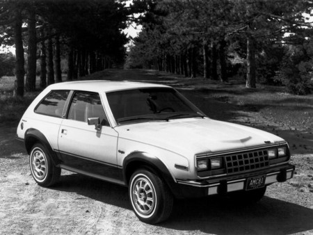 Amc Eagle Kammback