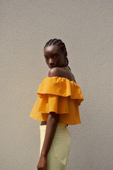 Anja Rubik Assa Baradji Zara Lookbook Casa 19