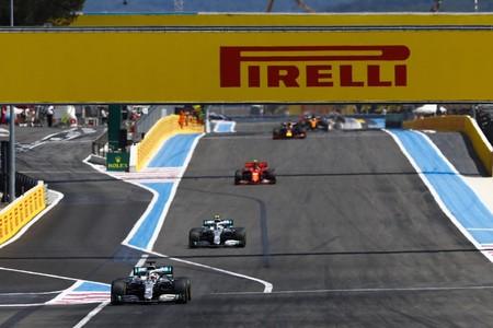 Hamilton Francia F1 2019 2
