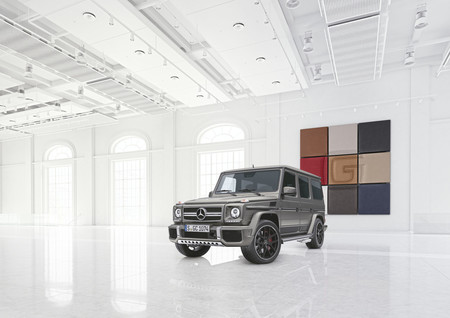 Mercedes-AMG G 63 y G 65 Exclusive Edition