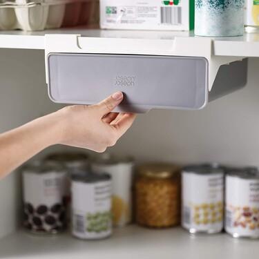 Los mejores y mas originales accesorios para mantener el orden y ganar superficie de trabajo en la cocina