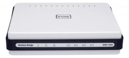 Router Dlink DAP-1522 mejora el alcance y velocidad de la WiFi