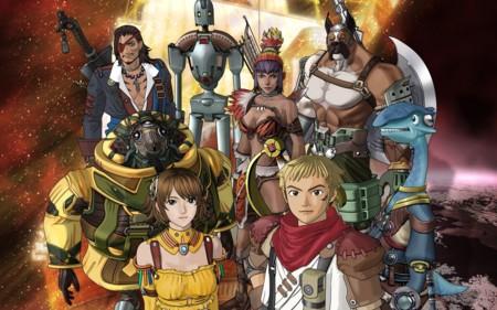 Jugamos al Rogue Galaxy en PS4 y lo comparamos con el original de PS2