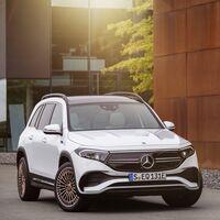 Mercedes-Benz EQB: el SUV eléctrico de siete plazas llegará con hasta 419 km de autonomía