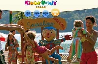 KinderHotels, la cadena hotelera donde los niños son protagonistas