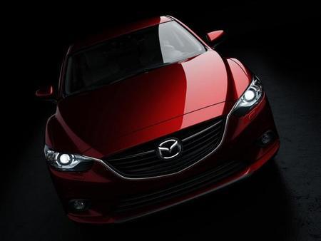 El nuevo Mazda6 enseña por fin su cara
