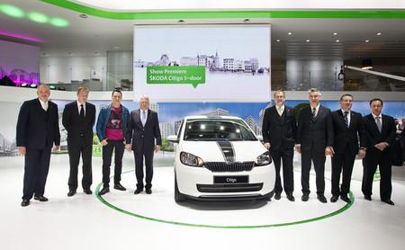 Škoda presentará dos modelos cada año