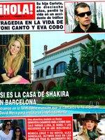 Las Casas de los Famosos: Shakira en Barcelona