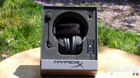 Kingston Cloudii Headset