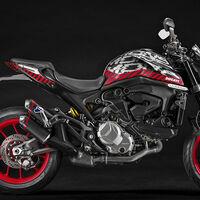 La nueva Ducati Monster tendrá un kit de accesorios para que los ducatistas no añoren su naked de siempre