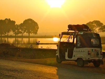 Rickshaw Run: una ida de olla de 3.000 km por la India en motocarro, sólo para aventureros extremos (o tontos)