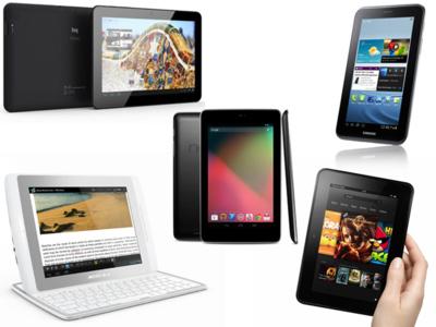 Cinco tablets por menos de 250 euros: ideas para regalar en Navidad