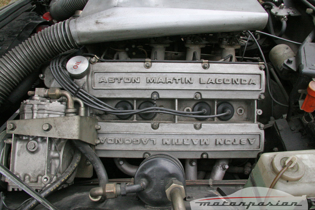 Foto de Aston Martin V8 de 1977 (6/16)