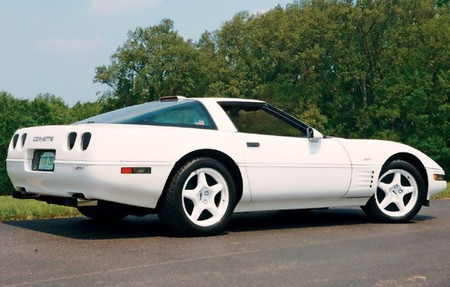 1992 Chevrolet Corvette C4 ZR1
