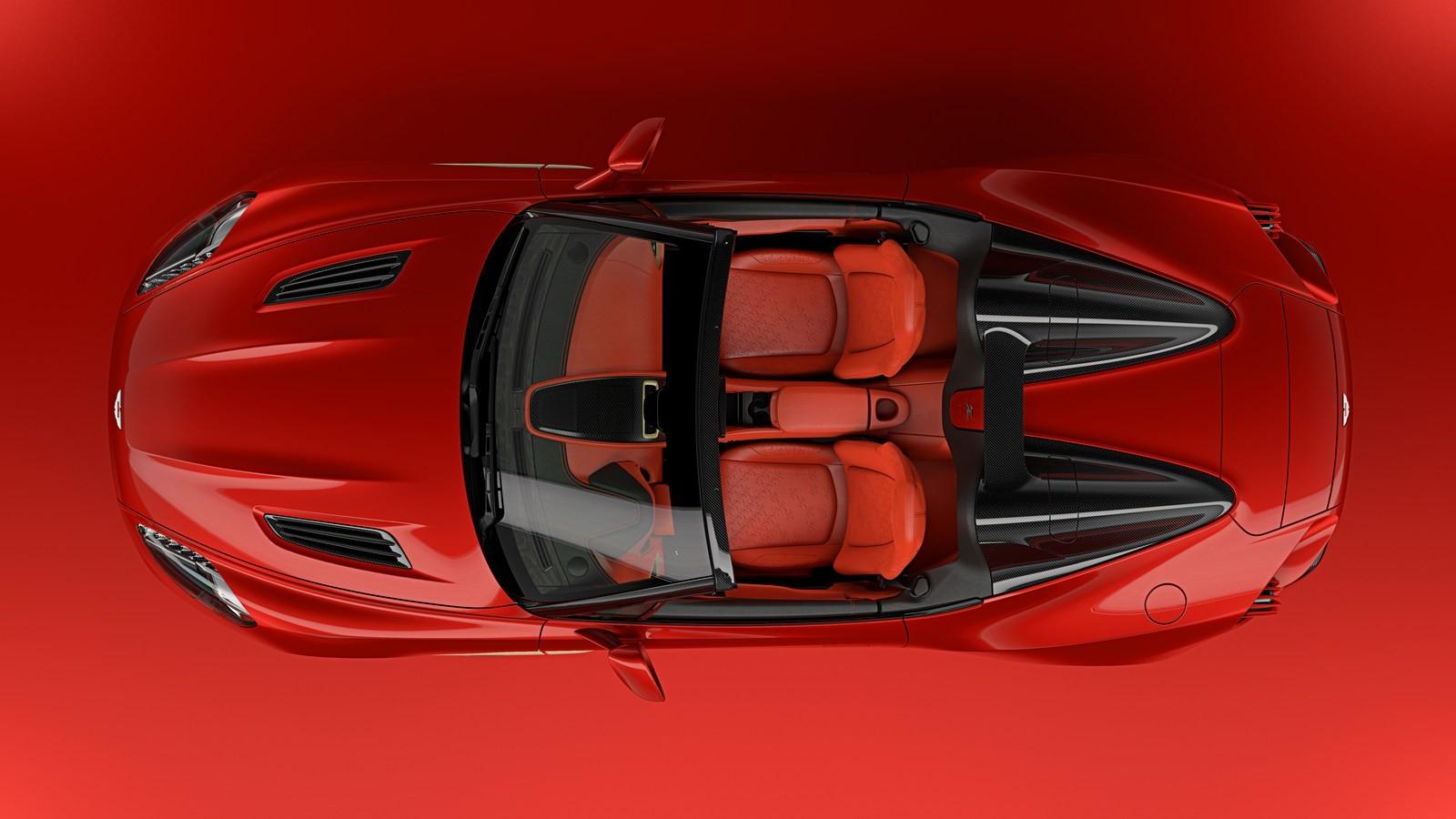 Foto de Aston Martin Vanquish Zagato Speedster (4/6)