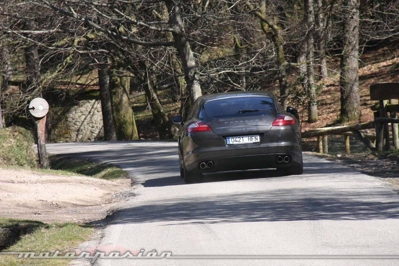 Foto de Porsche Panamera S Hybrid (prueba) (76/94)