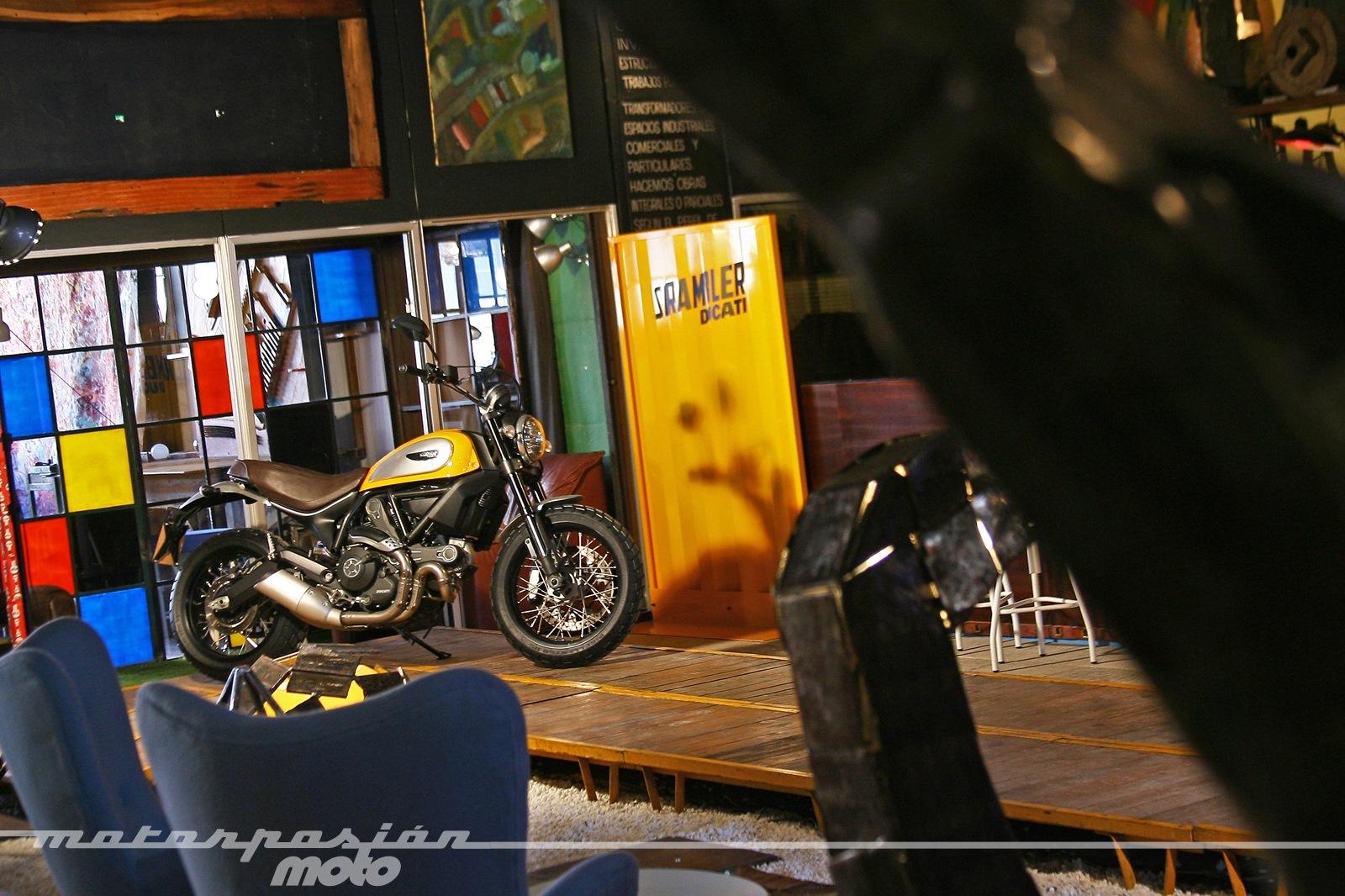 Foto de Ducati Scrambler, presentación 1 (34/67)