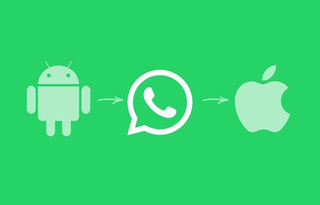 Probamos la transferencia de chats de WhatsApp de iOS a Android: todos los requisitos y pasos a seguir