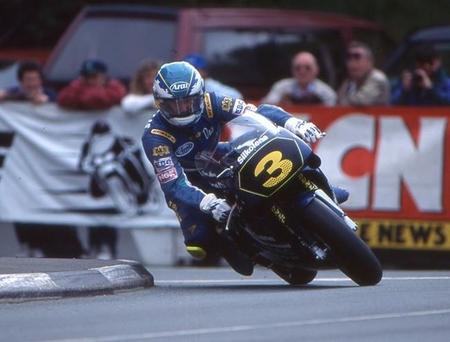 Dave Morris Tt 1995