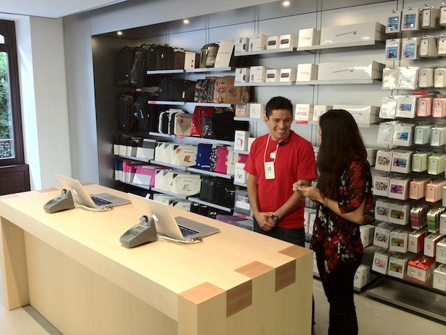Foto de Apple Store Calle Colón (Valencia) (72/90)
