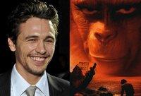 James Franco en la precuela de 'El planeta de los simios'