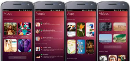 Canonical lanzará este jueves una versión preliminar de Ubuntu for phones para Galaxy Nexus y Nexus 4