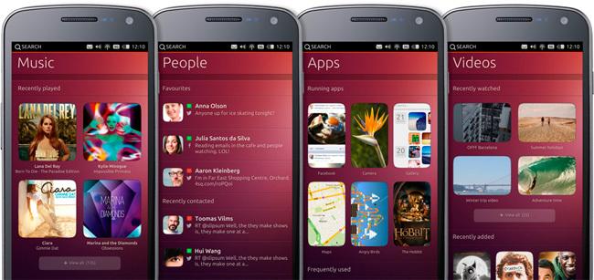 Ubuntu Mobile