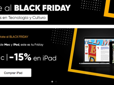 Último día Fnac Friday: adelántate al Black Friday con hasta un 20% de descuento en Mac y un 15% en iPad