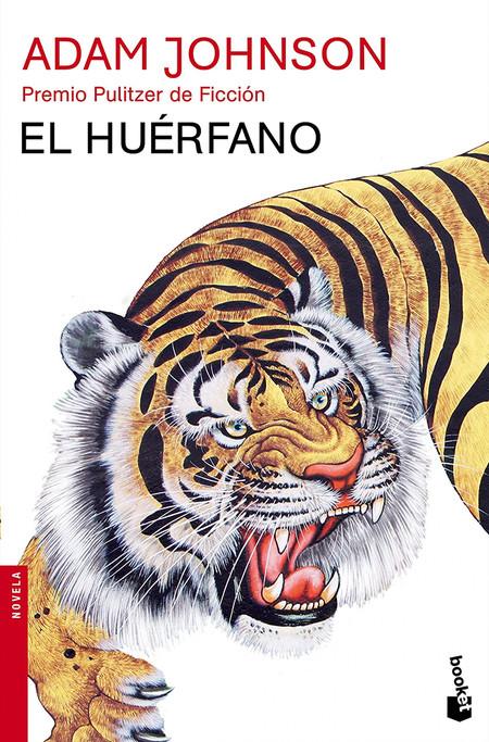El Huerfano Libro De Adam Johnson