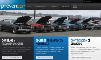 Prevencar, una web para que la compra del vehículo tenga final feliz