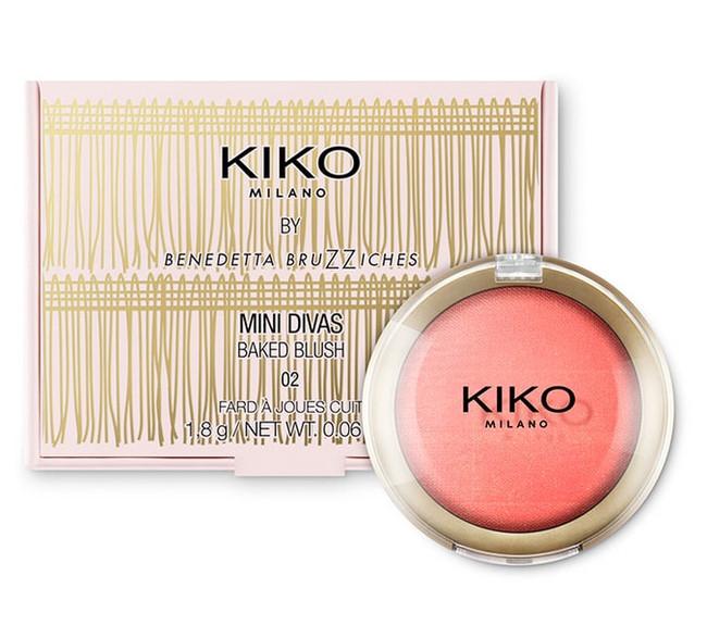 Kiko Mini Divas Bronzer