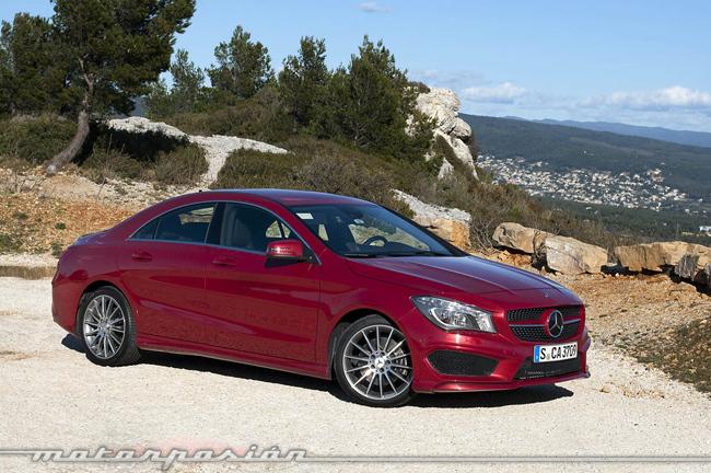 Foto de Mercedes-Benz Clase CLA (presentación) (39/40)