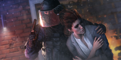El primer gameplay no oficial de Tom Clancy's Rainbow Six: Siege nos muestra su acción competitiva en un avión