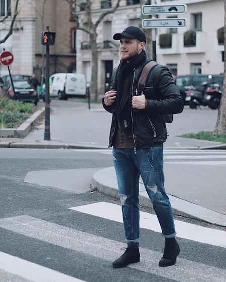 El Mejor Street Style De La Semana Aun Con Frio Mostramos Las Rodillas Este Invierno 4