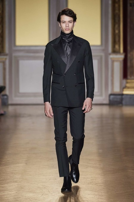Antonio Grimaldi Fall Winter 2019 Runway Show 06