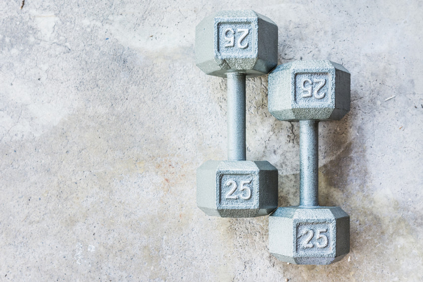 Cómo ganar fuerza en el gimnasio con la rutina 5x5