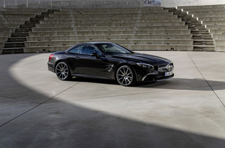 Mercedes-Benz SL Grand Edition: un convertible para disfrutar de la buena vida