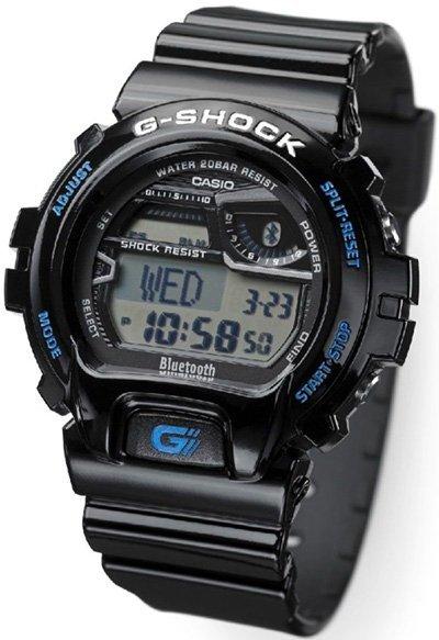 Casio G-Shock Bluetooth: tu reloj y tu móvil conectados